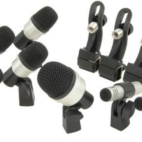 DMK73 Drum Microphone Kit – 7PCs
